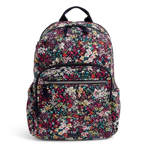 Vera Bradley Women's Cotton Campus Backpack - image 1 of 4