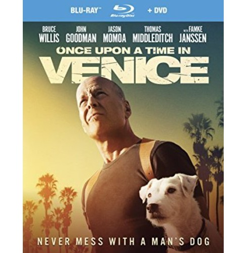 Once Upon a Time in Venice (Blu-ray + DVD) - image 1 of 1