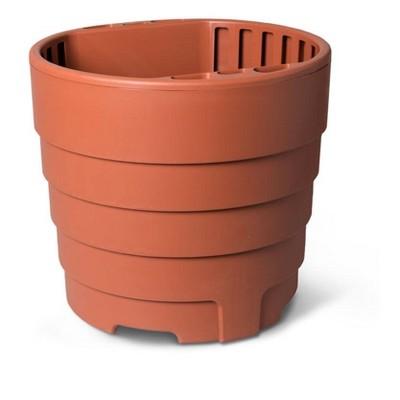 Gardener's Victory Self-Watering Patio Planter - Gardener's Supply Company