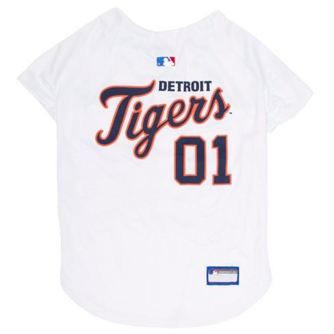 3d8c1a52d38 Detroit Tigers Pets First Pet Baseball Jersey -...   Target