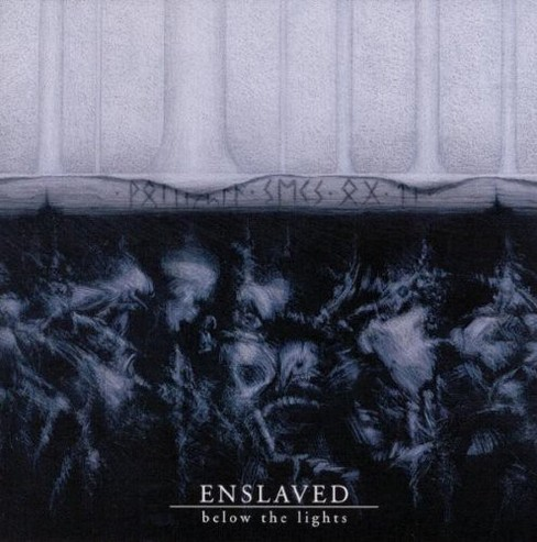 Enslaved - Below The Lights (CD) - image 1 of 1