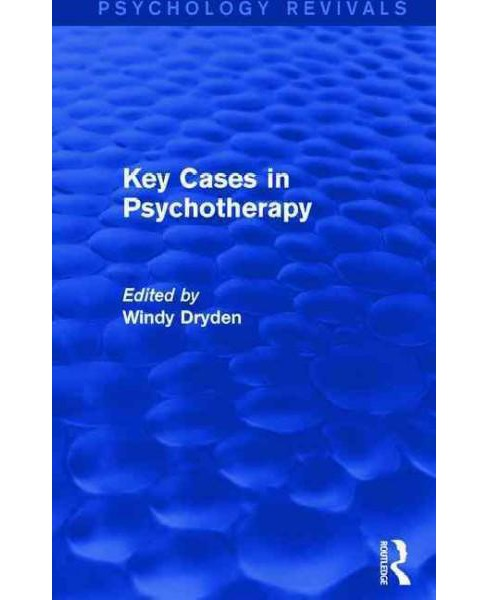 Key Cases in Psychotherapy (Reissue) (Paperback) - image 1 of 1
