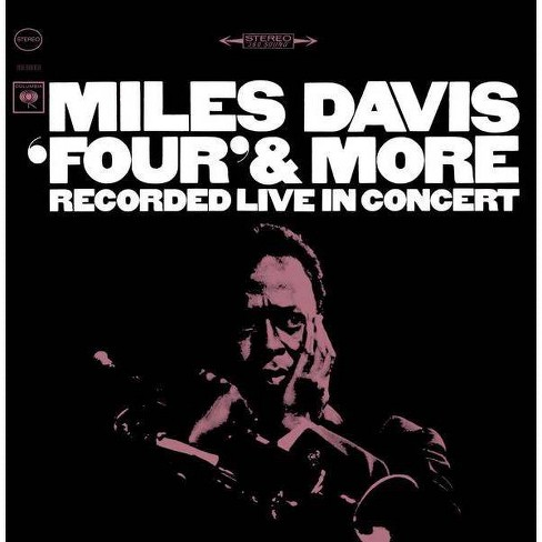 Miles Davis - Four & More (CD) - image 1 of 1