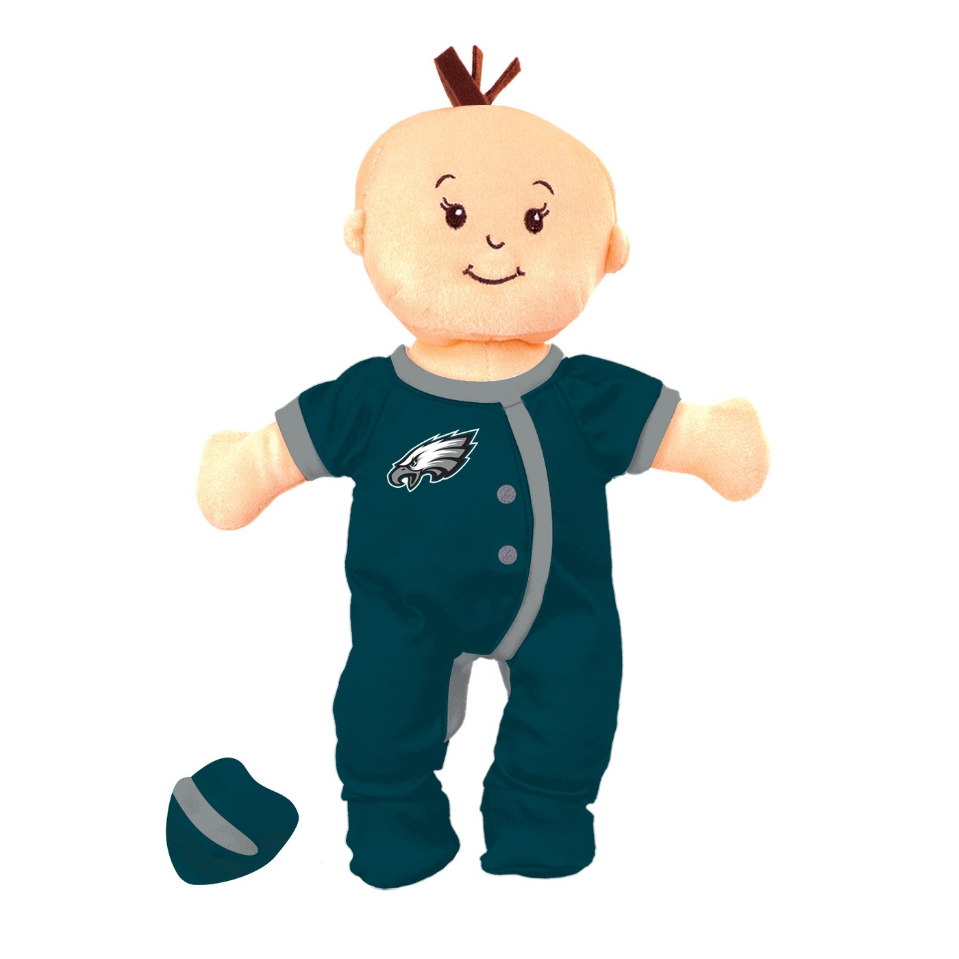NFL Philadelphia Eagles Wee Baby Stella Doll - image 1 of 1