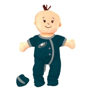 NFL Philadelphia Eagles Wee Baby Stella Doll ebeb1596f