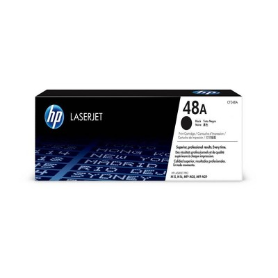 HP 48A LaserJet Toner Cartridge - Black (CF248A)
