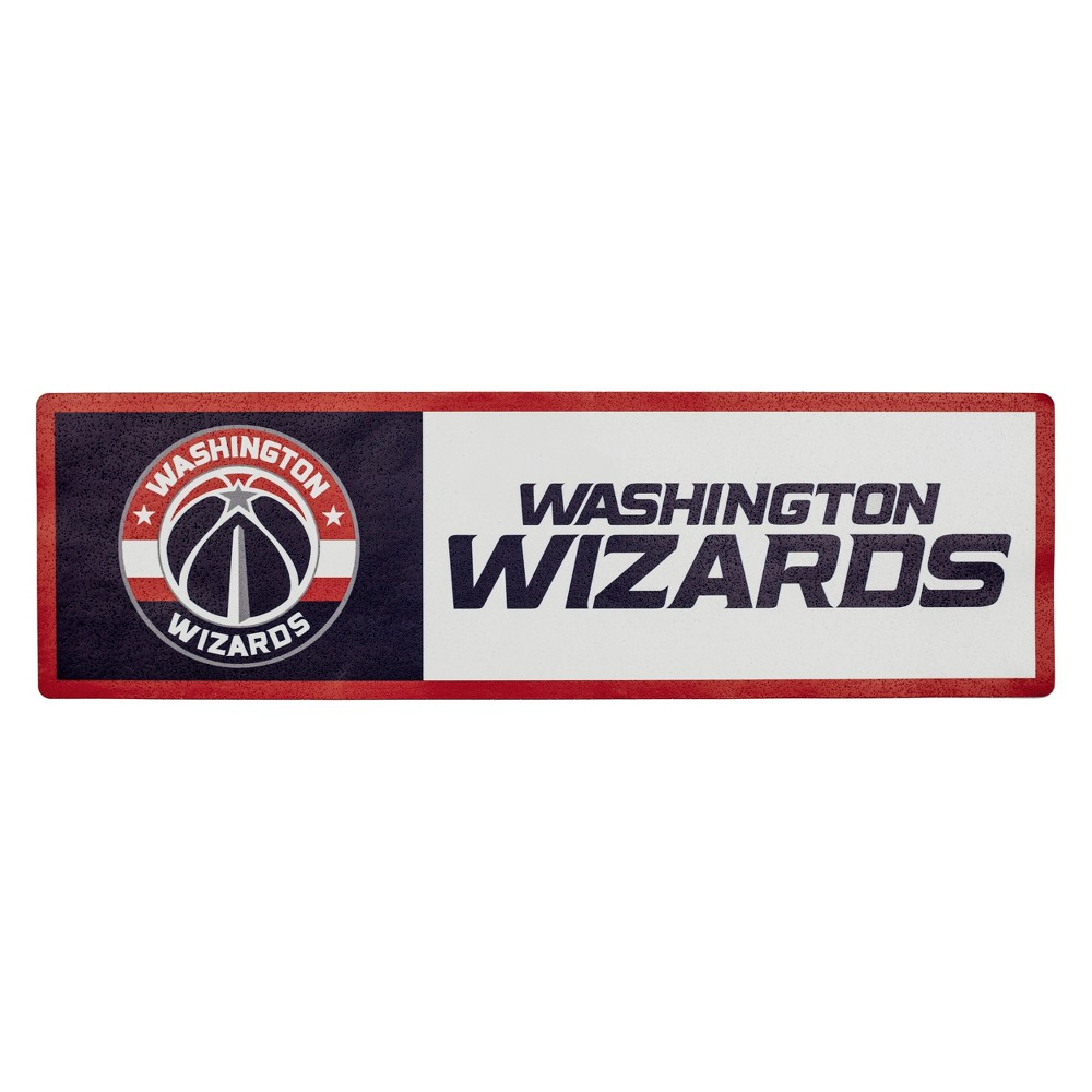 NBA Washington Wizards Outdoor Step Decal