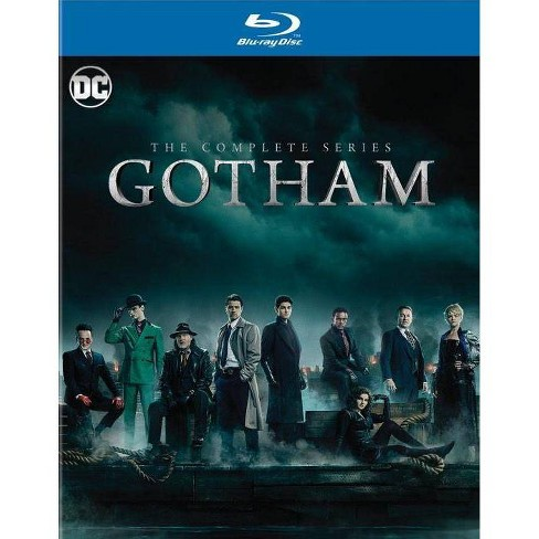 Gotham: The Complete Series (Blu-ray) - image 1 of 1