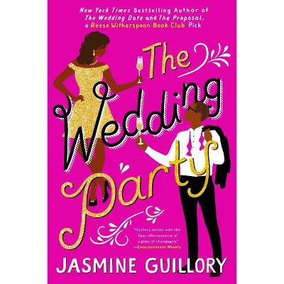 Wedding Party -  by Jasmine Guillory (Paperback)