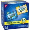 Nabisco Oreo Mini Mix - 1oz/20ct - image 3 of 4
