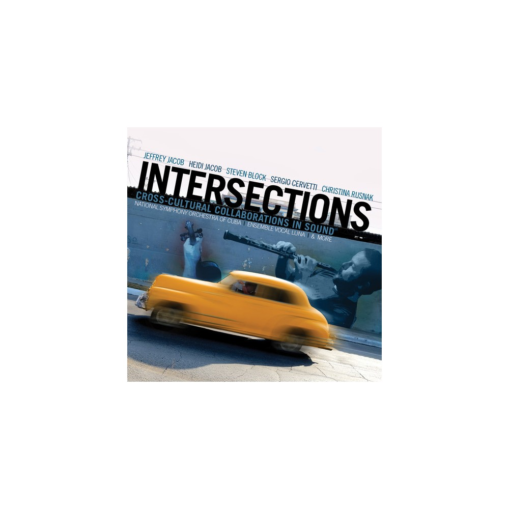 National Symphony Or - Intersections (CD)