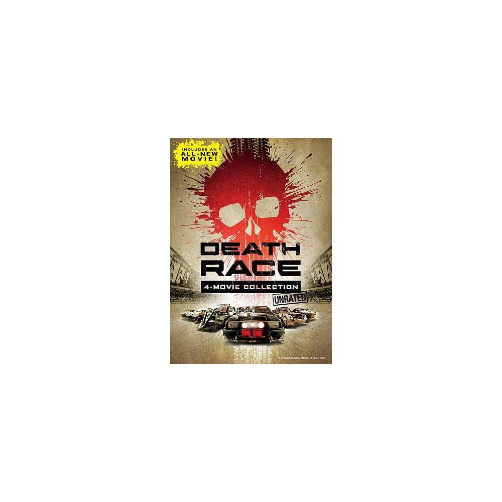 Death Race:4 Movie Collection (Dvd)