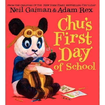 Chu's First Day of School (Paperback) by Neil Gaiman