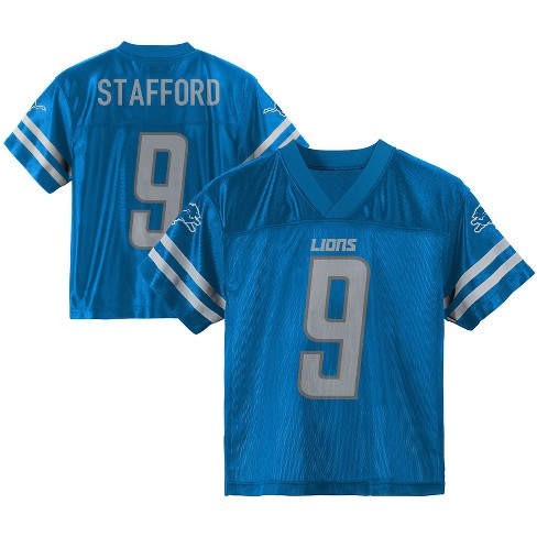 NFL Detroit Lions Boys' Player Jersey - image 1 of 3
