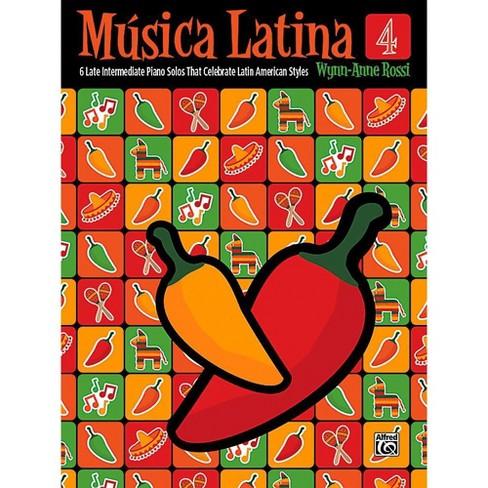 Alfred Mºsica Latina, Book 4 - Late Intermediate - image 1 of 1