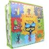 University Games Pete the Cat Suitcase 2-Sided Floor Puzzle | 36 Pieces - image 3 of 3