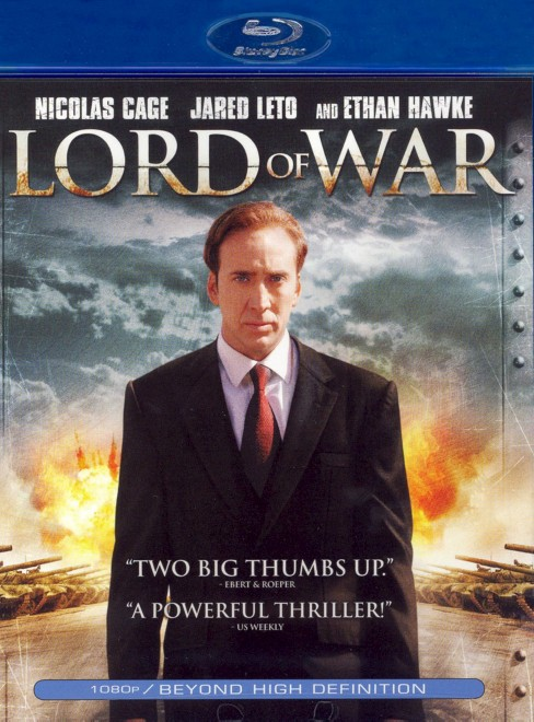 Lord of War (Blu-ray) - image 1 of 1