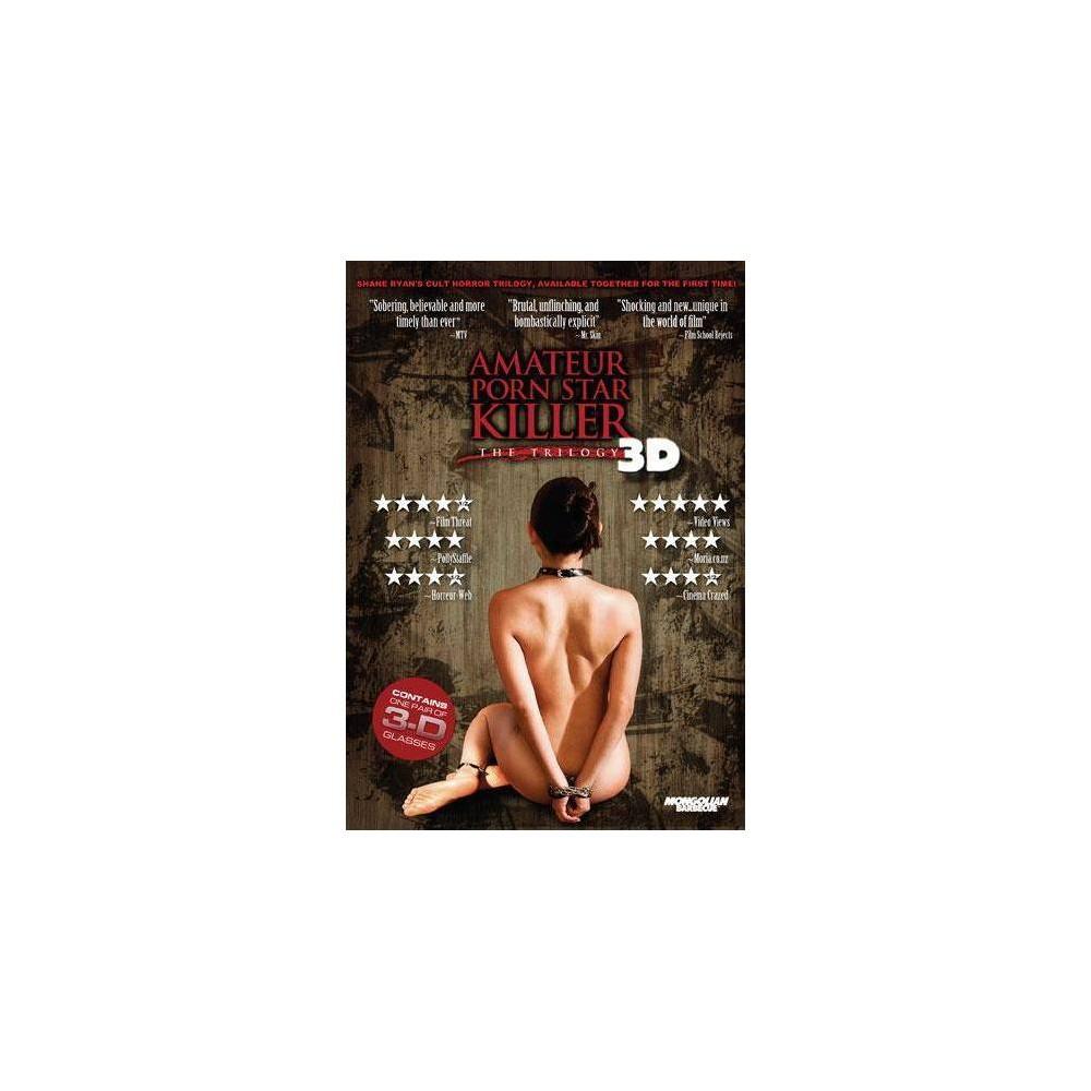 Amateur Porn Starkiller upc 852268003077 - amateur porn star killer: the trilogy