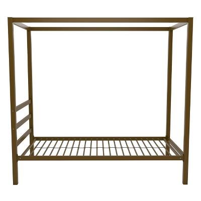 Briella Metal Canopy Bed - Room & Joy