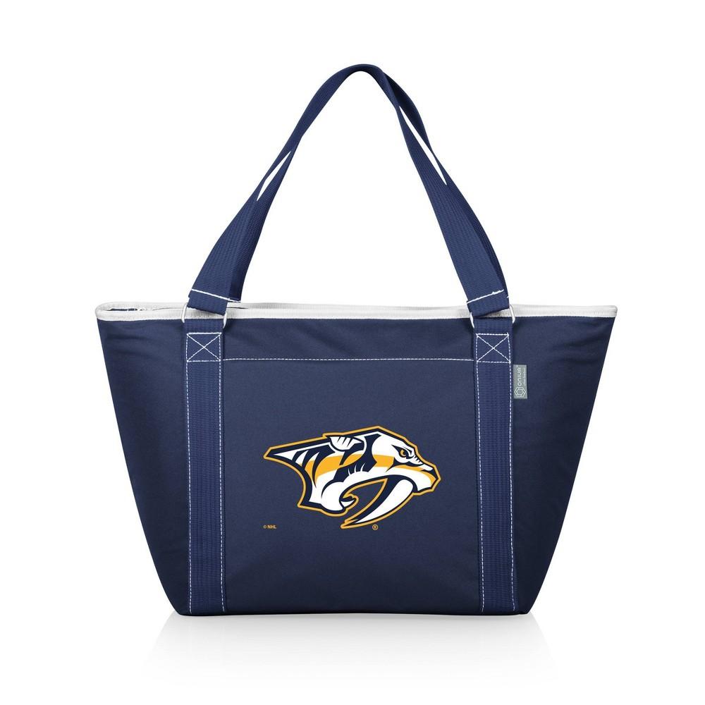 Nhl Nashville Predators Topanga Cooler Tote Bag Blue