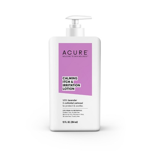 Acure Calming Itch And Irritation Lotion - 12 fl oz - image 1 of 1