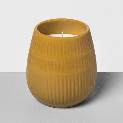 Ceramic Candle Cedar Magnolia - Hearth & Hand™ with Magnolia