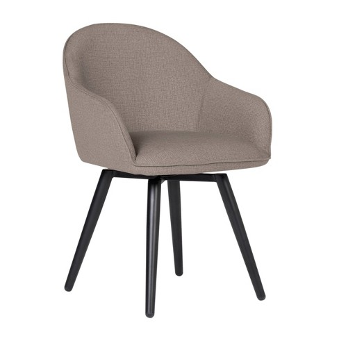 Dome Swivel Arm Chair - Studio Designs Home - image 1 of 4