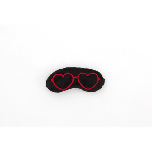 Path Heart Sunnies Eye Mask - image 1 of 2