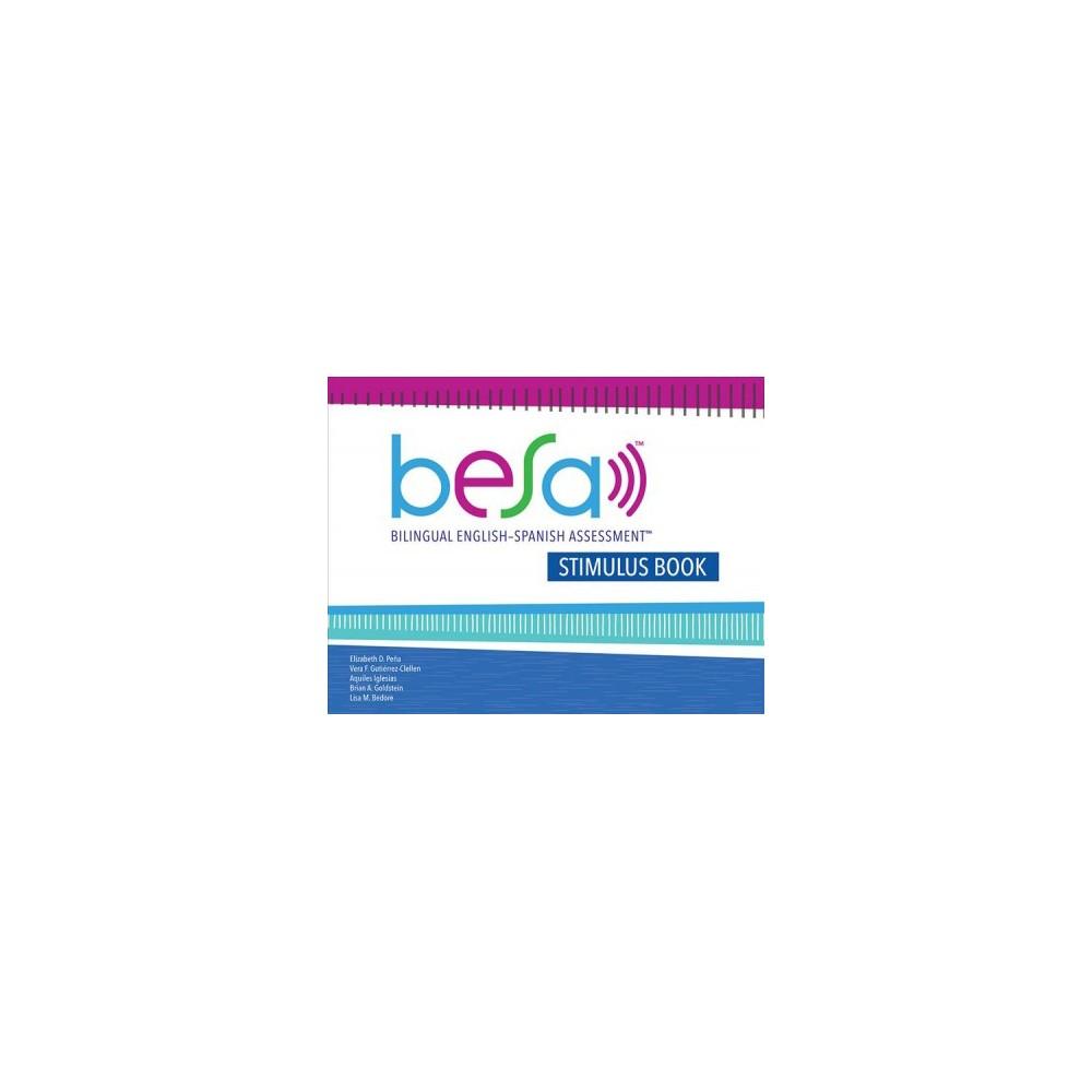 Besa Stimulus Book - Bilingual (Hardcover)