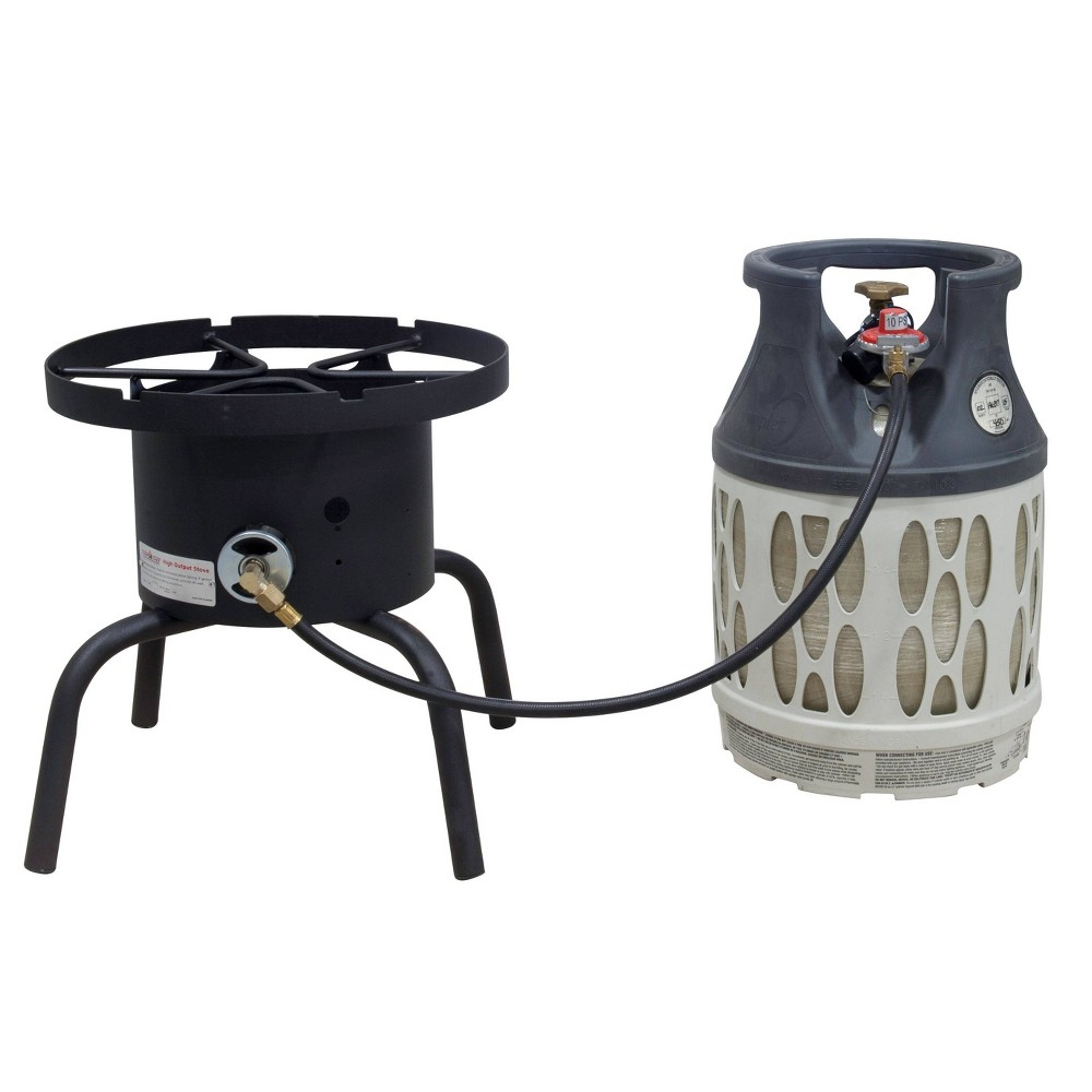 Camp Chef Single Burner Outdoor Cooker – Black 54459365