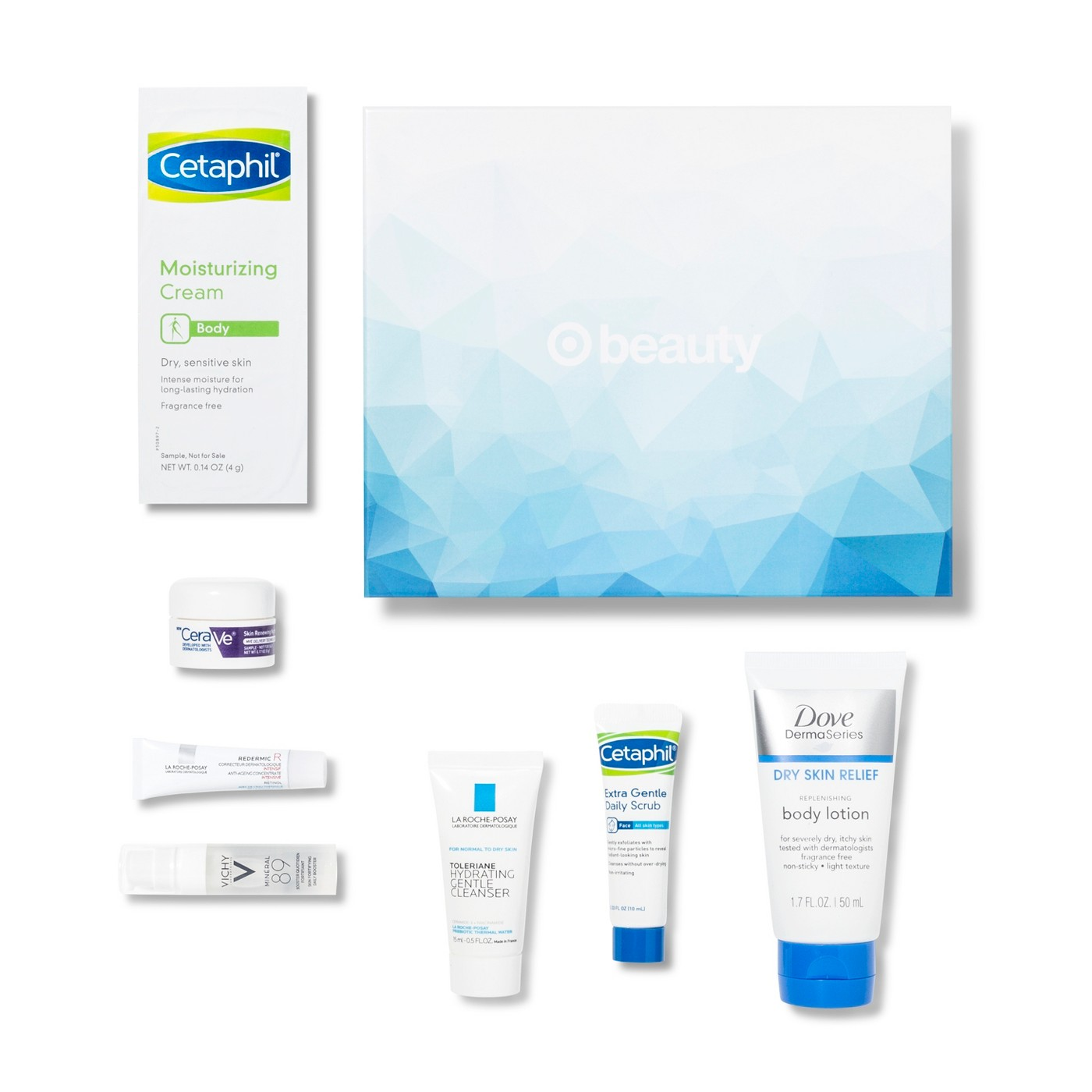 Target Beauty Box™ - January Skincare - image 1 of 1