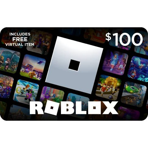 Robux Gift Card Website Roblox Gift Card Digital Target