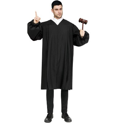 Fun World Judge Robe Adult Costume