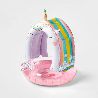 Lil' Canopy Unicorn Float Light Pink - Sun Squad™