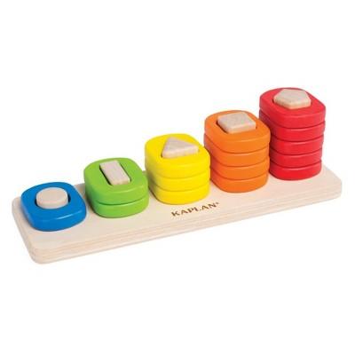 Kaplan Early Learning Toddler Shape Sorter