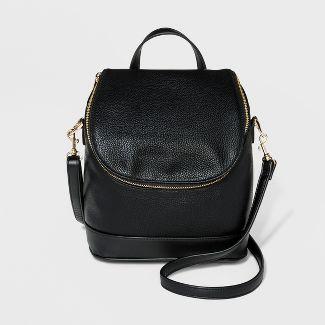 e7052e2da78 Quilted Flap Lock Crossbody Bag – A New Day™ Nouveau Pink – Target ...