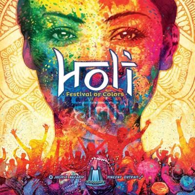Holi - Festival of Colors Board Game
