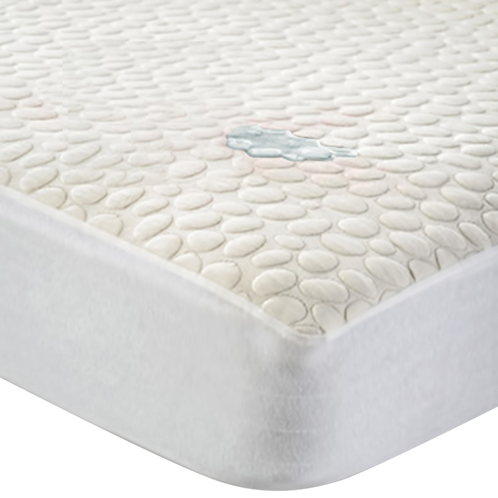 Mattress Protector Cover (Twin) - Christopher Knight Home, White