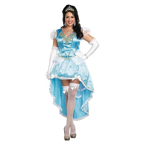 Women's Having a Ball Costume Large - image 1 of 1