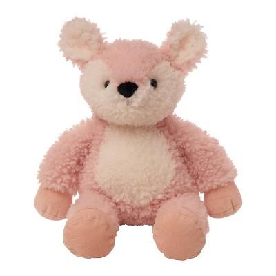 The Manhattan Toy Company Curly Q's Stuffed Animal Deer