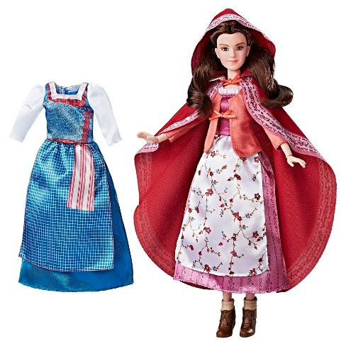 33dc1832a Disney Beauty And The Beast Fashion Collection Belle : Target