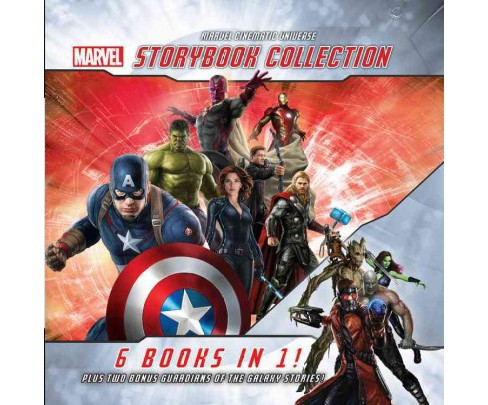 Marvel Cinematic Universe : Storybook Collection (Hardcover) - image 1 of 1