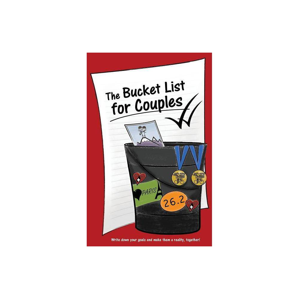 The Bucket List For Couples Paperback