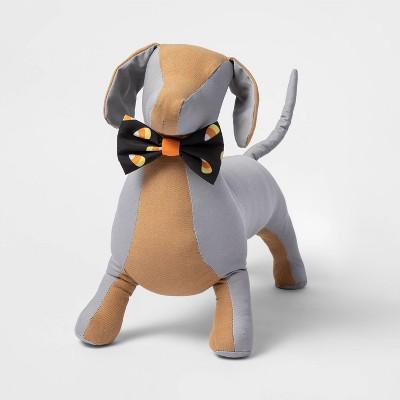 Candy Corn Collar Slide Dog Bowtie - Hyde & EEK! Boutique™