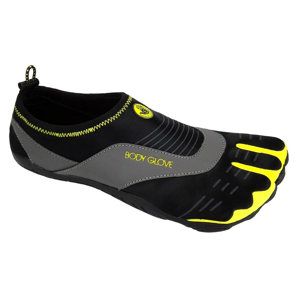 Men's Body Glove 3t Cinch Water Shoes - Black/Green 11, Black Green