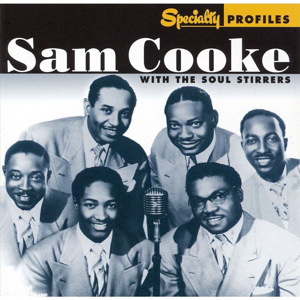 Sam Cooke - Specialty Profiles (CD)
