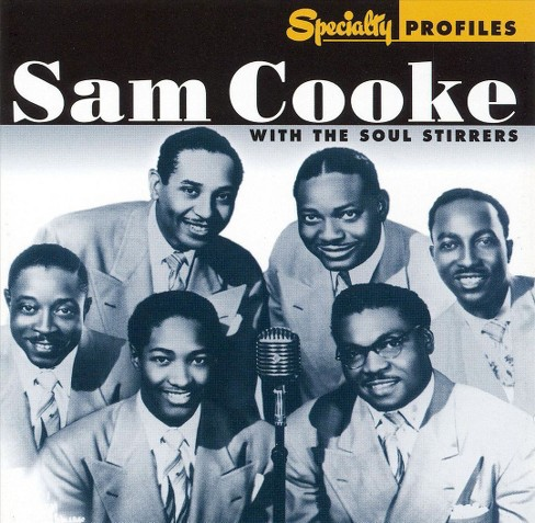 Sam cooke - Specialty profiles (CD) - image 1 of 1