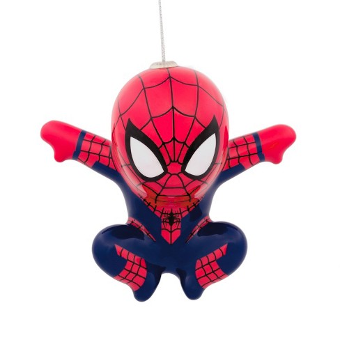 Hallmark Marvel Spider-Man Decoupage Christmas Ornament - Hallmark Marvel Spider-Man Decoupage Christmas... : Target