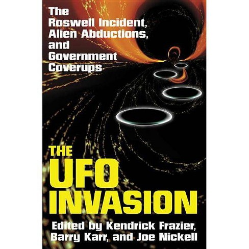 The UFO Invasion - (Hardcover) - image 1 of 1