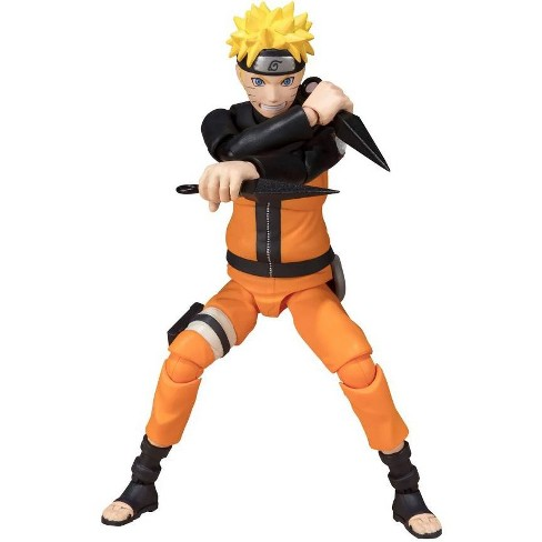 S.H. Figuarts Naruto Uzumaki Action Figure [Best Selection] : Target